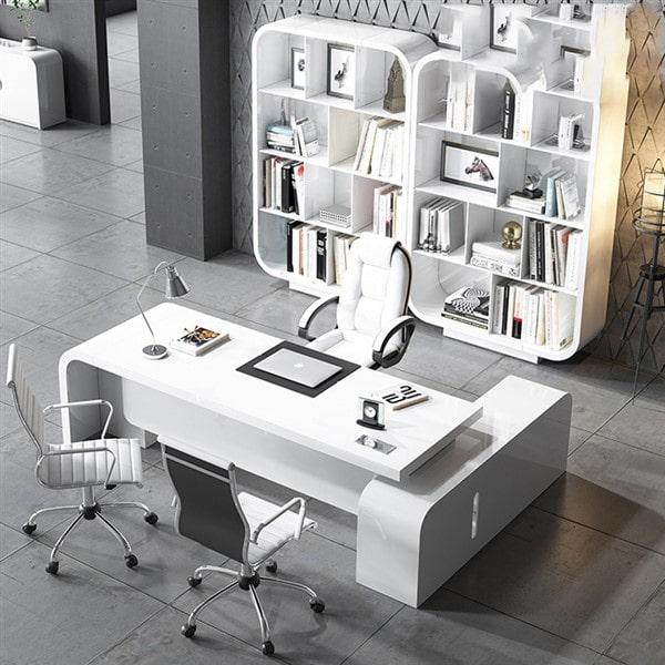 Báo giá nội thất văn phòng làm việc - lavendershop94.com