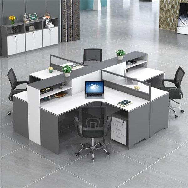 Báo giá bàn giám đốc gỗ công nghiệp đẹp - Lavendershop94.com